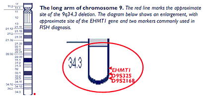 The Long arm of Chromosome 9