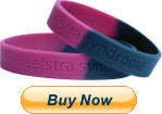 Buy Kleefstra syndrome Awareness wristbands
