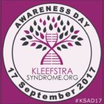 Kleefstra syndrome Awareness day 2017 social icon (Post width)